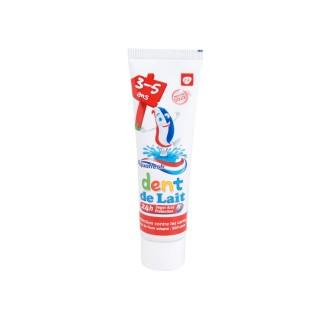 Dentifrice pour le dents de lait 3 à 5 ans - 50 ml. Aquafresh