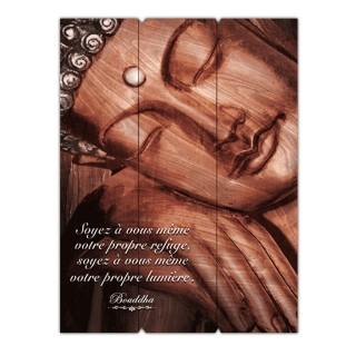 Cadre Bouddha - 30 x 40 cm - Soyez vous-même