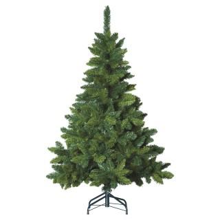 Sapin de Noël artificiel Blooming - H. 400 cm - Vert