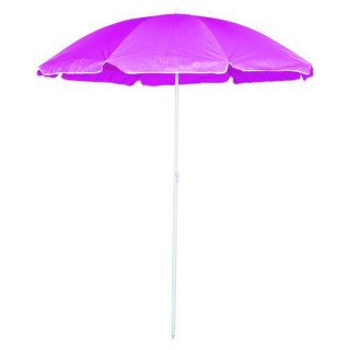 Parasol de plage Coco - Diam. 1,8 m - Rose