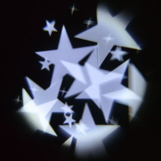 Projecteur LED déco de Noël - 5 x 5 m de projection - Etoile blanc froid