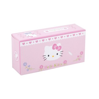 Boîte à mouchoirs Hello Kitty - 80 Mouchoirs - Rose pâle