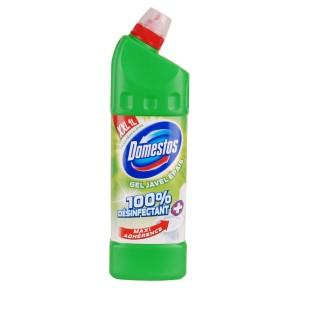 Gel Javel épais 100% désinfectant - 1 L - Fraîcheur alpine