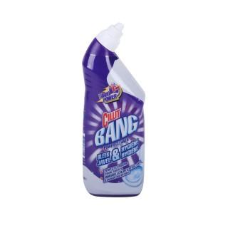 Power Cleaner Gel WC Javel et Hygiène - 750 ml - Blancheur instantanée
