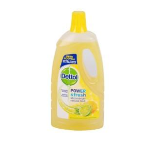 Nettoyant liquide multi-usages - 1 L - Eclat de citron