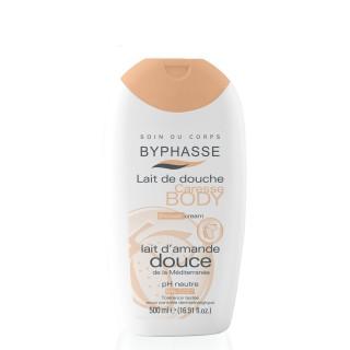 Lait de douche Caresse Amande Douce - Tous types de peaux - 500 ml
