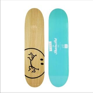 Etagère murale Skate Moyen modèle Mme & Mr - 60 x 15 cm - Bleu