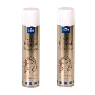 Lot de 2 Laques Cheveux normaux - 300 ml