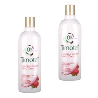 Lot de 2 Après-Shampoing Couleur Eclat - 400 ml