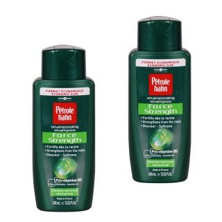 Lot de 2 Shampoing Force Verte - 400 ml