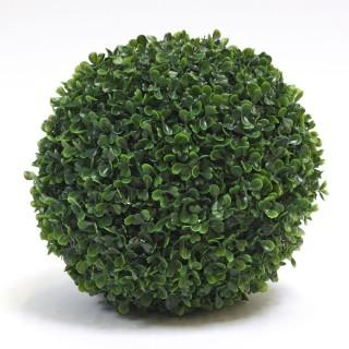 Boule de buis artificielle - Diam. 40 cm