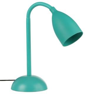 Lampe à poser en silicone Sily - H. 31 cm - Bleu