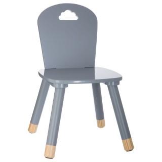 Chaise enfant Douceur - Gris