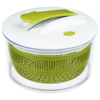 Essoreuse à salade et mandoline multifonction - 4,5 L - Vert