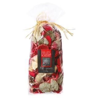 Pot-pourri - 140 g - Fruits rouges