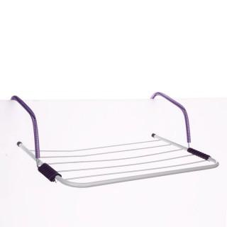 Séchoir Ajustable - 3 m - Violet