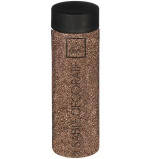 Sable décoratif - 1,5 kg - Couleur cuivre