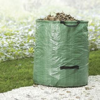 Sac à déchets de jardin - 90 L - Vert
