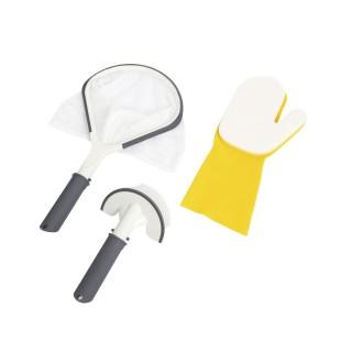 Set de nettoyage pour spa - 3 Accessoires