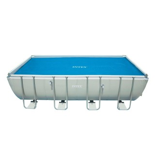 Bâche à bulles pour piscine rectangulaire - 732 x 366 cm