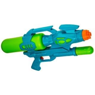 Pistolet à eau Pompe Pao - 1 Jet - Bleu