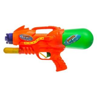 Pistolet à eau avec pompe - 1 Jet - Orange