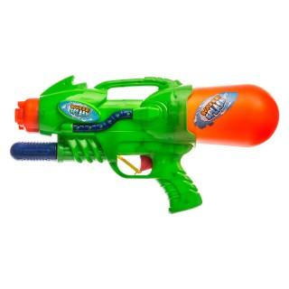 Pistolet à eau avec pompe - 1 Jet - Vert