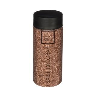 Sable décoratif - 750 g - Couleur cuivrée