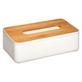 Boîte à mouchoirs scandinave Baltik - Blanc