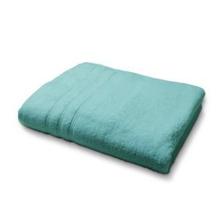 Drap de Bain en coton - 70 x 130 cm - Bleu menthe