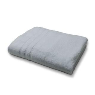 Drap de Bain en coton - 70 x 130 cm - Gris clair