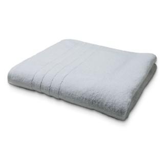 Maxi Drap de Bain en coton - 90 x 150 cm - Gris clair