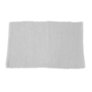 Tapis de salle de bain Bubble - 50 x 80 cm - Blanc