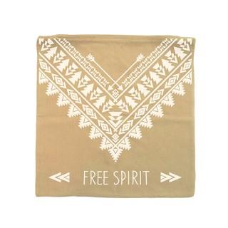Housse pour coussin Ethnique - 40 x 40 cm - Free spirit