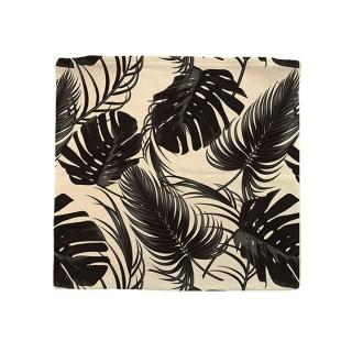 Housse pour coussin Jungle Mix - 40 x 40 cm - Noir