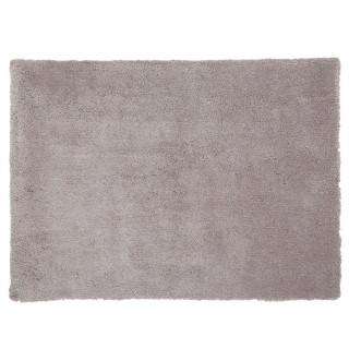 Tapis douceur en microfibre Agatha - 170 x 120 cm - Couleur lin