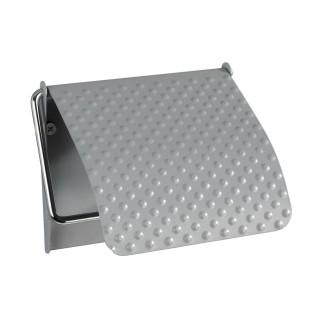 Dérouleur à papier WC Punto - Céramique - Gris