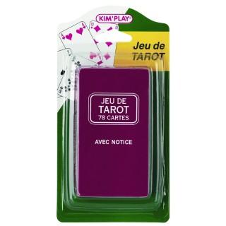 Jeu de 78 Cartes pour tarot