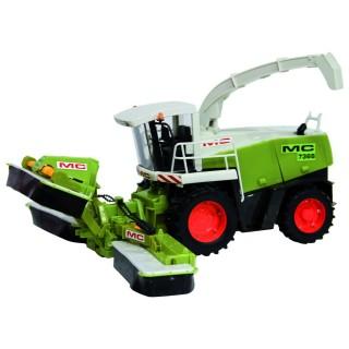 Jouet Engin agricole - L. 39 cm - Vert