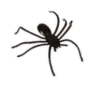 Décoration d'Halloween - 30 Araignées - Noir