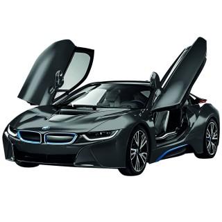 BMW i8 1:14 Radio Télécommandée - Noir