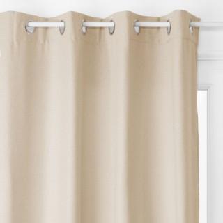 Rideau isolant Noa - 140 x 260 cm - Couleur lin