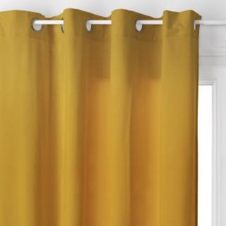 Rideau Lilou - 140 x 260 cm - Ocre