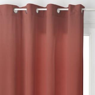 Rideau Lilou - 140 x 260 cm - Rose blush