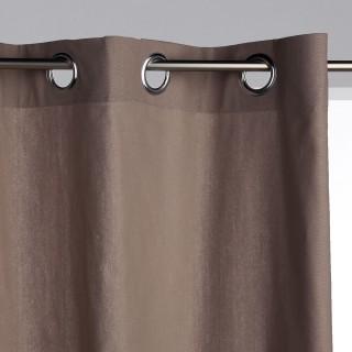 Rideau Panama - 140 x 260 cm - Couleur lin