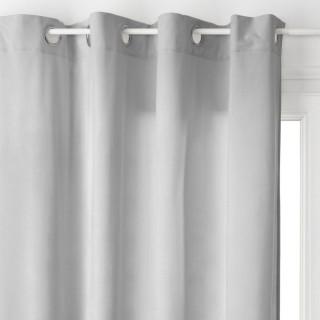 Rideau Lilou - 140 x 260 cm - Gris clair