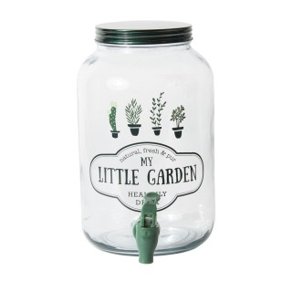 Fontaine à boisson Little Market - 3,5 L - Vert