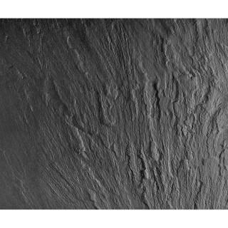 Fond de hotte Ardoise - L. 50 x l. 60 cm - Gris