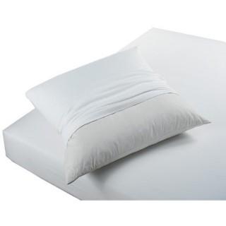 Sous-taies pour oreiller Absorbant - Anti Acariens - 60 x 60 cm