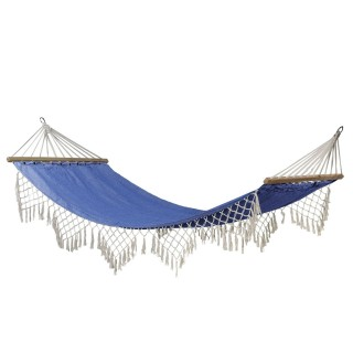 Toile de hamac Rialto - 2 Places - Bleu